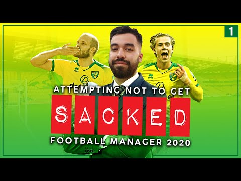 ANTGS FM20 | Norwich City | Episode 1