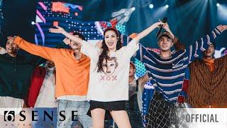 [Full HD] Đu Quay Tình Yêu - Bước   Đông Nhi   Liveshow Ten On Ten