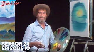 Bob Ross - Rowboat on the Beach (Season 24 Episode 10)
