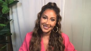 Adrienne Bailon Reacts to Tamera Mowry's Exit & Garcelle Beauvais Joining 'The Real' (Exclusive)