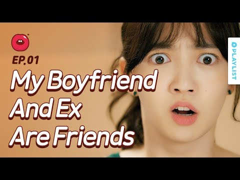 When My Boyfriend And Ex Are Friends   Just One Bite   Season 1 - EP.01 (Click CC for ENG sub)