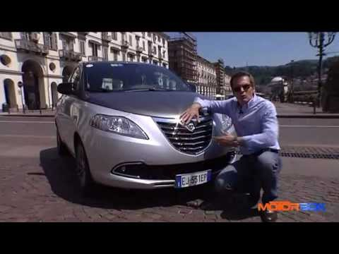 Prova video Lancia Ypsilon 2011