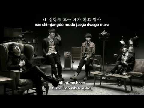 S.M. The Ballad - Hot Times [Hangul + Romanization + Eng Sub] MV