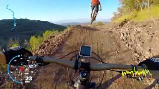 Levitate Trail, Corner Canyon, Utah
