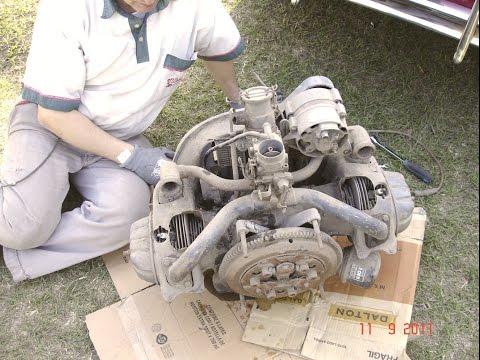 Baixar Motor Citroen 3CV M 28/1 - AK Furgoneta - Restauración 1/?