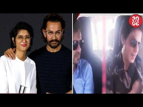Aamir Learns Magic Tricks For 'Thugs Of Hindostan' | SRK, Anusha, Imtiaz Promote 'JHMS'