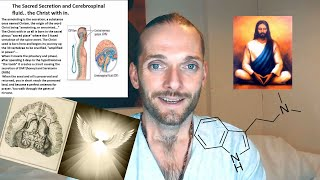 Anti christ establishments WAR against the SACRED SECRETION, PINEAL GLAND & the Christ within us all