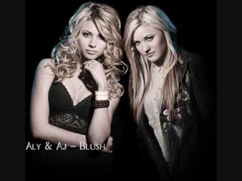 Blush - Aly & Aj (78Violet)
