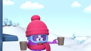 AstroLOLogy | Skiing Resort | Full Episodes | Cartoons For Kids