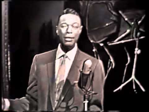 Tenderly-Nat King Cole with Oscar Peterson 1957
