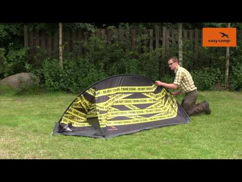 Guide to pitching a single pole tent  | Just Add People