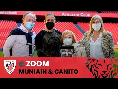 📽️ ZOOM I Muniain & Canito I The captain pays tribute