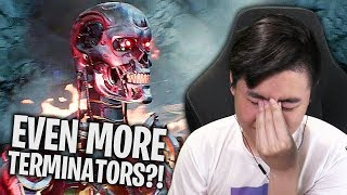 NEW Terminator Video Game?! [REACTION]