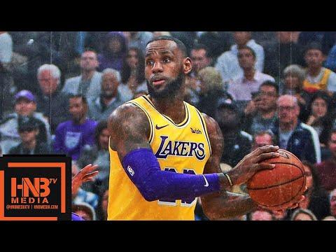 Los Angeles Lakers vs Sacramento Kings Full Game Highlights | 11.10.2018, NBA Season