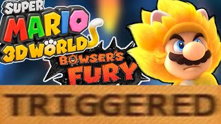 How Super Mario 3D World + Bowser's Fury TRIGGERS You!