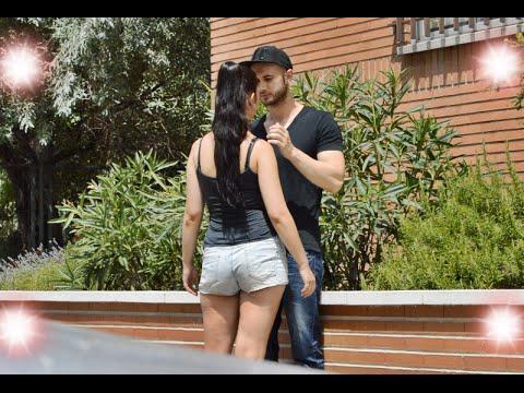 BESANDO a Desconocida ♥ KISSING PRANK - Retos de Suscriptores Parte 2 - Broma Camara Oculta