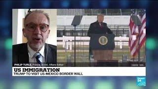 Trump impeachment: House to vote on 25th Amendment resolution