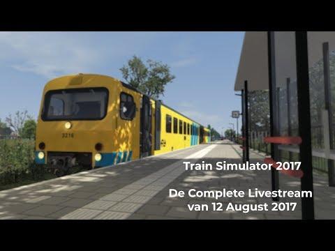 De complete TS2017 Livestream van 12 Augustus 2017