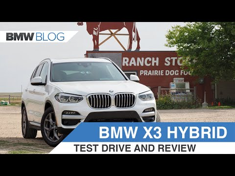 2020 BMW X3 xDrive30e Hybrid - Is This The Best X3 Model?