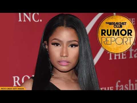 Nicki Minaj Is Keeping Her Legs Closed