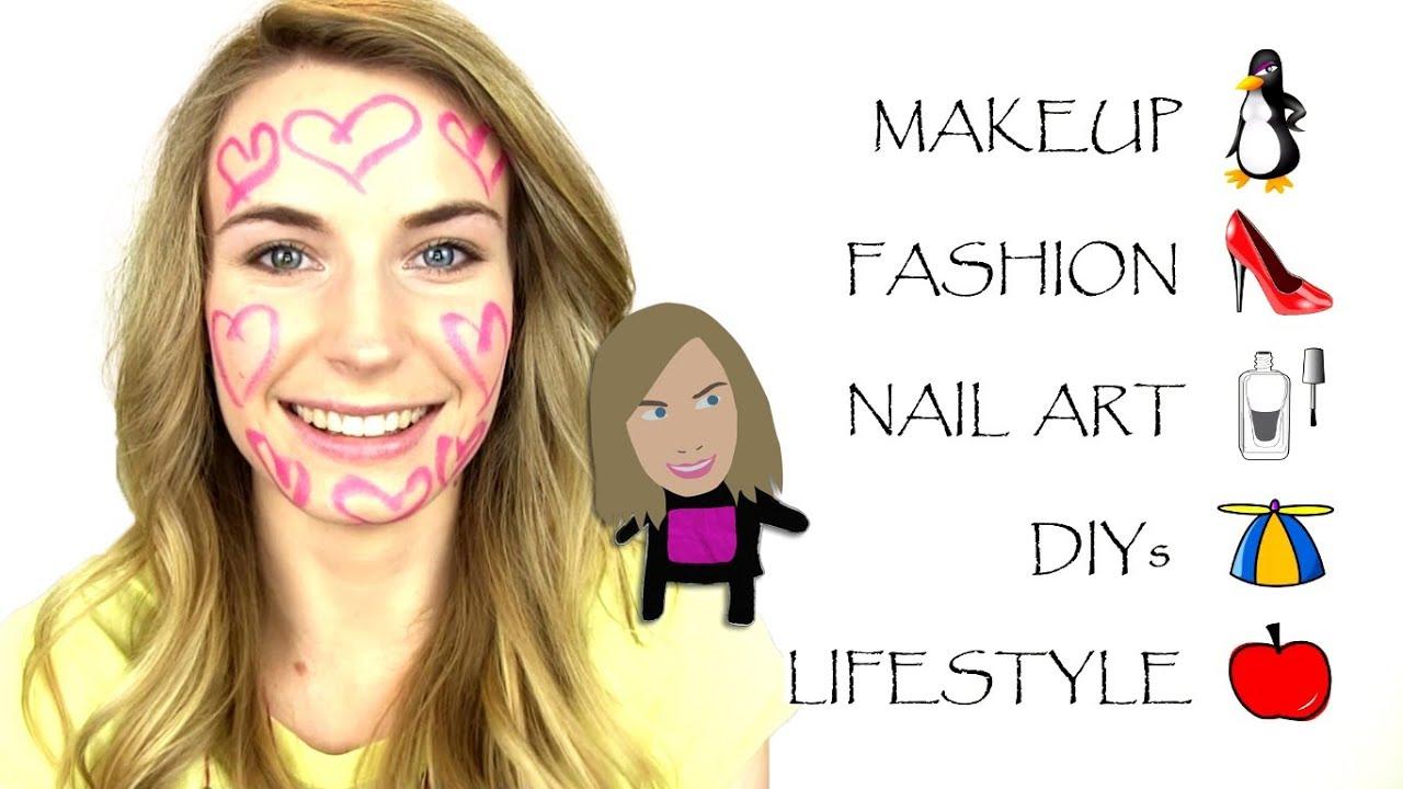 Beauty, Makeup, Fashion, Nail Art, DIYs, Lifestyle, Makeup