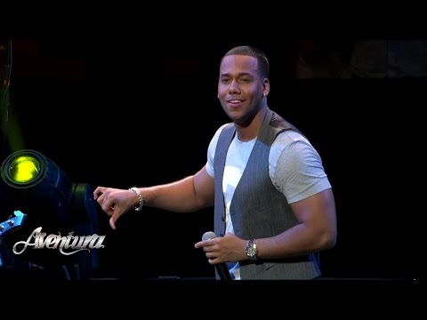 Aventura - El Perdedor (Sold Out At Madison Square Garden)