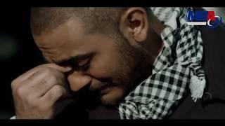 شاهد سبب بكاء دره في اول مقابله لتامر حسني اثناء هروبه في مشهد جامد جدا ...