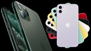 iPhone 11 & 11 Pro Released! Everything You Need To Know