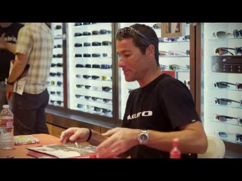 "Craig ""CROWIE"" Alexander, Ironman Triathlon World Champion Visits APEX"