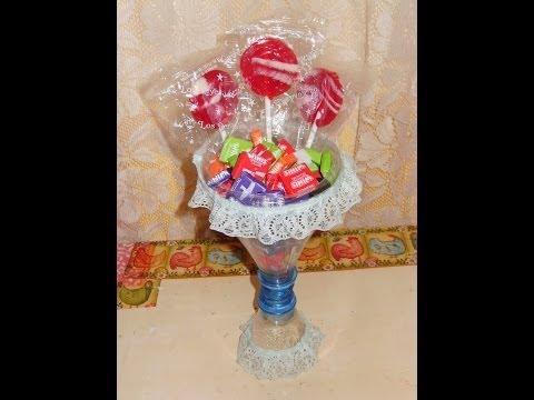 Cómo hacer cajas de regalo, bomboneras o dulceros reciclando botellas ...