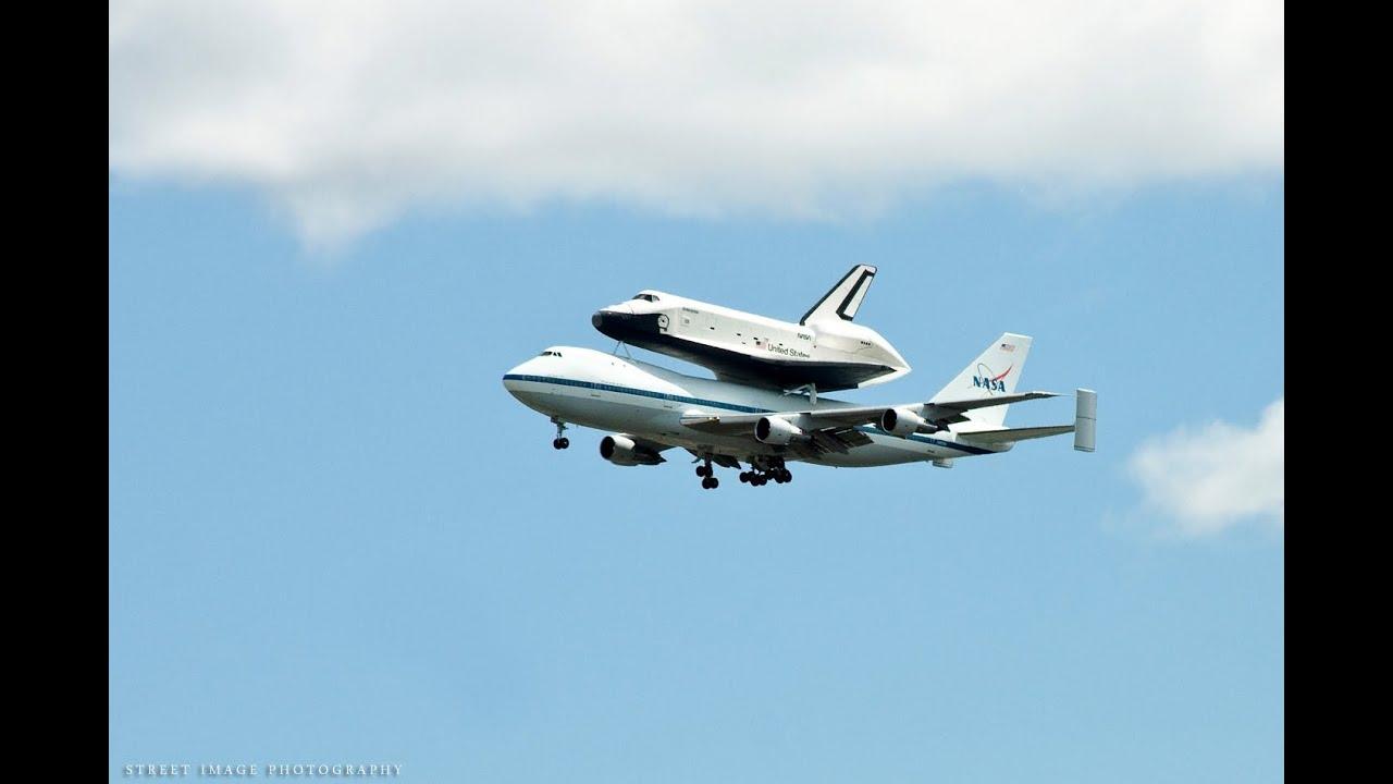 space shuttle enterprise landing - photo #35