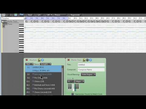 RapidComposer Tutorial Part 8: Building a Composition Part by Part