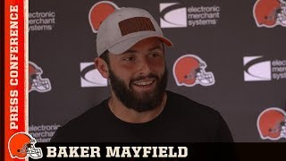Baker Mayfield: This is a dream job for me | Cleveland Browns