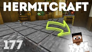 Hermitcraft 6 - Ep. 177: TRAPPING BDOUBLEO...OR DID I?! (Minecraft 1.14) | iJevin