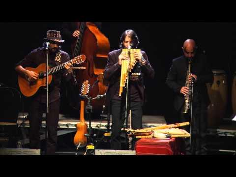 OJOS AZULES / NARANJITAY Medley Folklore - DEL BARRIO live in Rimini