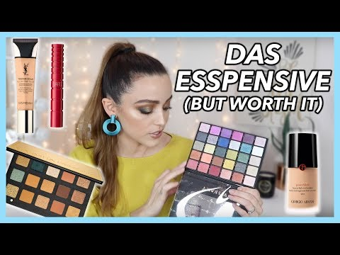 EXPENSIVE AF MAKEUP THATS WORTH THE MONEY $$$ - Luxury Favs