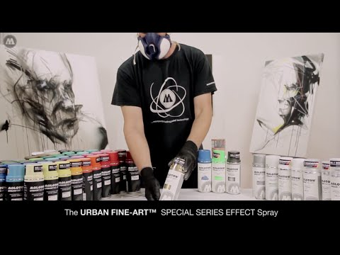 Molotow UFA Effect Spray