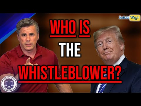 "Tom Fitton on YouTube Censoring JW Video About Whistleblower: ""OUR RIGHTS ARE BEING THREATENED!"""