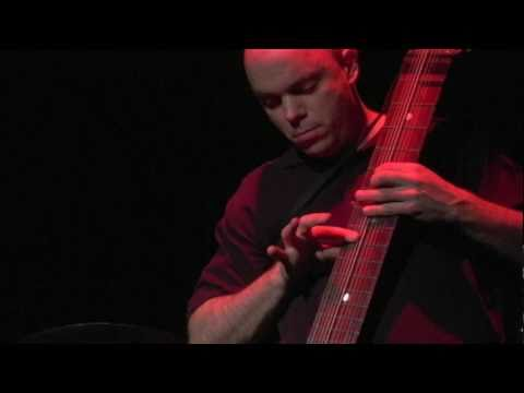 Stick Night Live - DVD trailer - live Chapman Stick Concert - two-handed tapping