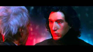 Star Wars Episode VII: The Force Awakens - (Han Solo's Death)