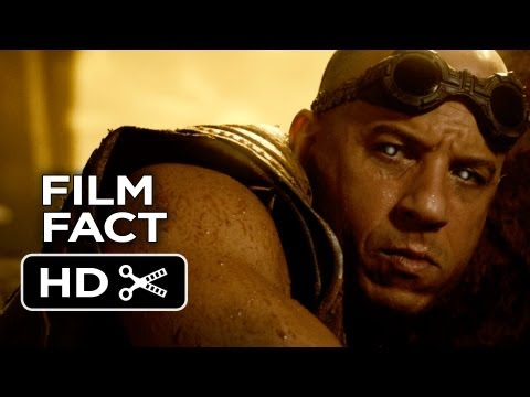 Riddick Official Film Fact (2013) - Vin Diesel, Karl Urban Sci-Fi Movie HD
