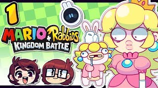 WHY DOES THIS EXIST?? / Mario + Rabbids Kingdom Battle / Jaltoid Games