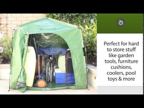 The YardStash IV: Stash Your Outdoor Stuff!