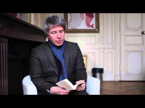 Vidéo de Eric Vuillard