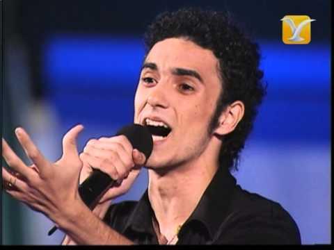 Abel Pintos, Bailando Con Tu Sombra, Festival de Viña 2004, Competencia Internacional