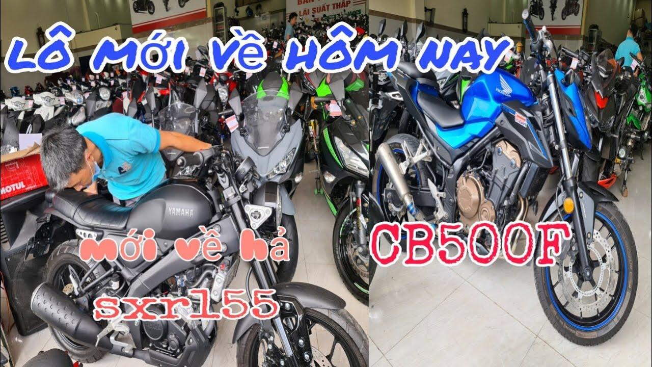 môtô XSR 155, CB500, Mới Về thêm dàn moto mini giá vừa tầm đam mê|