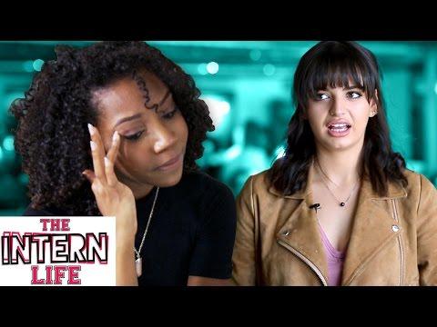 Intern Fail I The Intern Life Ep 3 w/ Rebecca Black