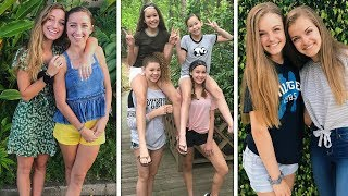 Brooklyn and Bailey VS Haschak Sisters VS Jacy and Kacy ( Then AND Now ) Before And After
