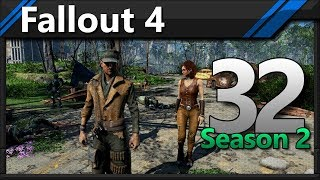 Fallout 4 - Post Apocalyptic Stress Disorder - Modded Walkthrough Gameplay Let's Play (s2 e32)
