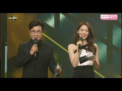 CUT Taeyeon and Yoona 2016 MBC Gayo Daejejeon opening
